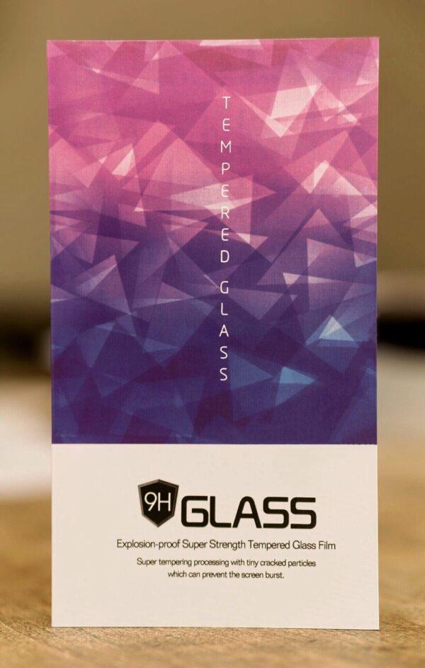 Verre trempé LG G8X ThinQ